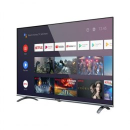 "Allview 40ePlay6100-F 40"", Smart TV, Android 9.0 TV, Full HD, 1920 x 1080 pixels, Wi-Fi, DVB-T/T2/C/S/S2, Black/Silver"