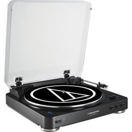 Audio Technica AT-LP60XBT Turntable, Bluetooth, Black