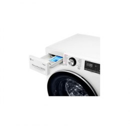 LG Washing machine F4WV910P2 Front loading, Washing capacity 10.5 kg, 1400 RPM, Direct drive, A+++ -50%, Depth 56 cm, Width 60 c