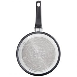 TEFAL Everest C6360602 Frying, Diameter 28 cm, Suitable for induction hob, Fixed handle, Black