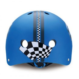 GLOBBER helmet Junior Racing XXS/XS (48-51 cm), Blue