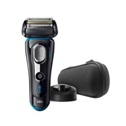 Braun Electric Foil Shaver 9240S Wet use, Rechargeable, Charging time 1 h, Lithium Ion, Rechargable battery, Number of shave