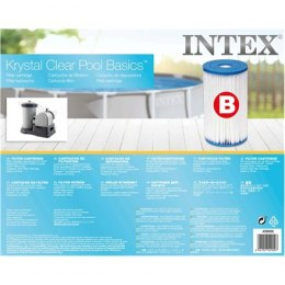 Intex Filter cartridge Type B 29005