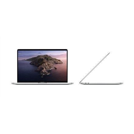"Apple MacBook Pro Retina with Touch Bar Silver, 16 "", IPS, 3072 x 1920, Intel Core i9, 16 GB, DDR4, SSD 1000 GB, AMD Radeon Pro"