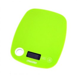 Mesko Kitchen scale MS 3159g Maximum weight (capacity) 5 kg, Graduation 1 g, Green