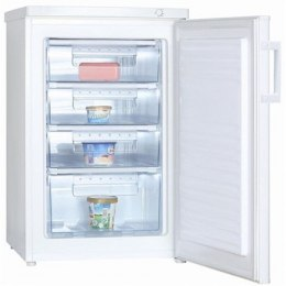 Goddess Freezer GODFSB085TW8 A+, Upright, Free standing, Height 85 cm, Total net capacity 85 L, White