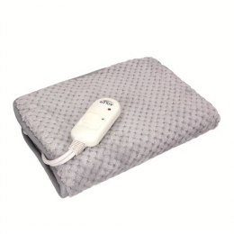 Adler Electric Blanket heating - pad AD 7415 Number of heating levels 2, Number of persons 1, Washable, Remote control, 80 W, Gr