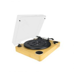 Jam Sound Turntable, AUX in, Wood