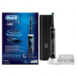 Oral-B Electric Toothbrush Genius X 20000N For adults, Rechargeable, Operating time 12 weeks min, Teeth brushing modes 6, Number