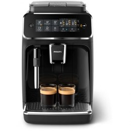 Philips Espresso Coffee maker EP3221/40 Pump pressure 15 bar, Built-in milk frother, Fully automatic, 1500 W, Black