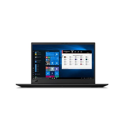 "Lenovo ThinkPad P1 (Gen 3) Black, 15.6 "", WVA, Full HD, 1920 x 1080, Matt, Intel Core i7, i7-10750H, 16 GB, DDR4, SSD 512 GB, NV"