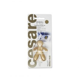 Mr&Mrs Cesare Car air freshener JCESBS18NV00 Scent for Car, Noble Oud, Gold