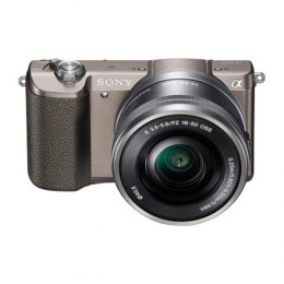 "Sony ILCE5100LT.CEC Body + 16-50mm lens Mirrorless Camera Kit, 24.3 MP, ISO 25600, Display diagonal 3.0 "", Video recording, Wi-F"