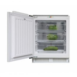 Candy Freezer CFU 135 NE A+, Upright, Built-in, Height 82.6 cm, Total net capacity 95 L, White