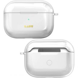 LAUT CRYSTAL-X for AirPods Pro Crystal, Polycarbonate, Charging Case, Anti-scratch coating