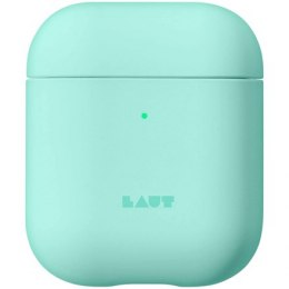 LAUT PASTELS for AirPods 1/2 Spearmint, Polycarbonate, Charging Case, Apple AirPods 1/2