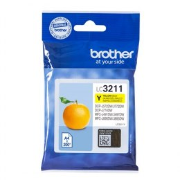 Brother LC3211Y Inkjet cartridge, Yellow