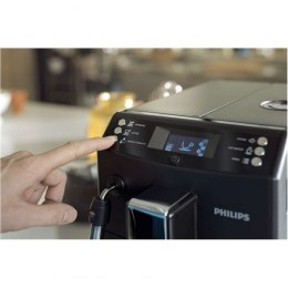 Philips Coffee maker EP3510/00 Pump pressure 15 bar, Built-in milk frother, Fully automatic, Black