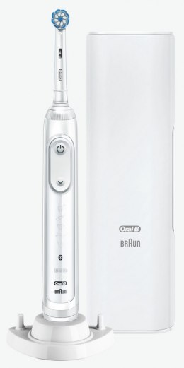 Oral-B Electric toothbrush Genius X 20100S Rechargeable, For adults, Number of brush heads included 1, Number of teeth brushing