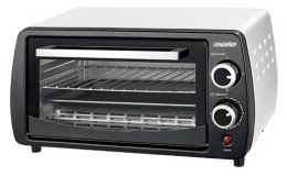 Mesko Electric oven MS 6004 12 L, Table top, Black/ grey, 1000 W