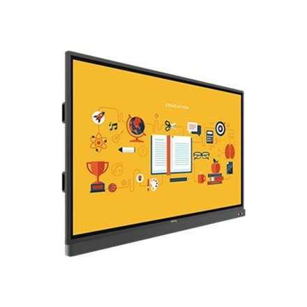 "Benq RM8601K LED-backlit LCD flat panel display, 86 "", Landscape, 16:9, Wi-Fi, Black, Touchscreen, 178 °, 178 °, 3840 x 2160, 4K"
