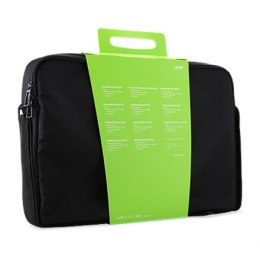 Acer Notebook Starter Kit Black, Shoulder strap, Messenger - Briefcase, 17.3 ""