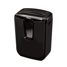 Fellowes Shredder M-7C Black, 14 L, Paper shredding, Credit cards shredding, Paper handling standard/output Shreds 7 sheets per