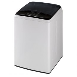 DAEWOO Washing machine WM-1710ELW Top loading, Washing capacity 6 kg, 700 RPM, A+, Depth 53.5 cm, Width 52.5 cm, White/ black, D
