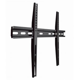 "Gembird Wall mount, WM-65F-02, 32-65 "", Fixed, Maximum weight (capacity) 40 kg, VESA max 600x400 mm, Black"
