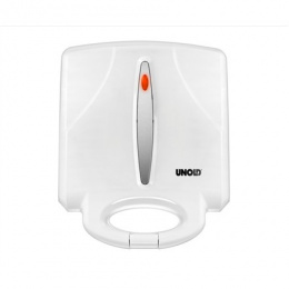 Unold Waffle-Nuts maker 48360 White, 1400 W, Nuts, Number of waffles 24, Ceramic coating