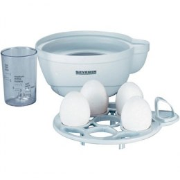 Severin Egg Boiler EK 3051 White, 400 W, Functions Thermal safety cut-out