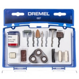 Dremel Multipurpose Accessories Set 52 pc(s)