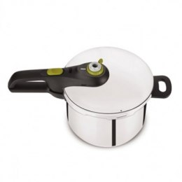 TEFAL NEO Pressure cooker P2534441 8 L, High quality stainless steel 18/10, Stainless steel, Lid included