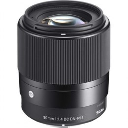 Sigma 30mm F1.4 DC DN Micro Four Thirds [CONTEMPORARY]