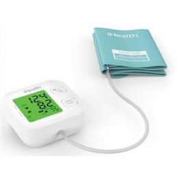 IHealth Track KN-550BT Wireless Bluetooth connection, White/Blue, Weight 438 g, Calculation of blood pressure (systolic and dias