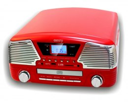 Camry Turntable with MP3/USB/SD/recording, USB port, AUX in