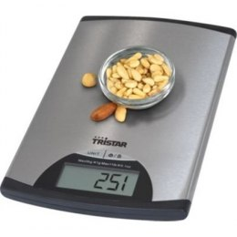 Tristar Kitchen scale KW-2435 Maximum weight (capacity) 5 kg, Metallic