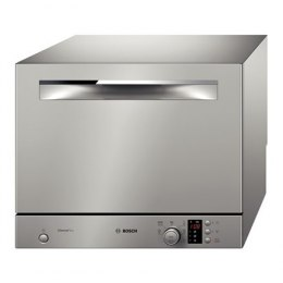 Bosch Dishwasher SKS62E28EU, 450 x 551 x 500, Number of place settings 6, Number of programs 6, A+, AquaStop function, Stain