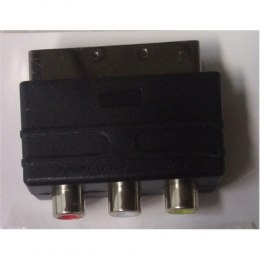 Adapter SCART to 3x RCA OEM