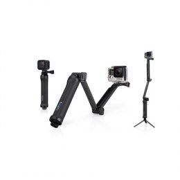 GoPro GoPro 3-Way mount used as grip/Extension/Tripod for all GoPro cameras (AFAEM-001)