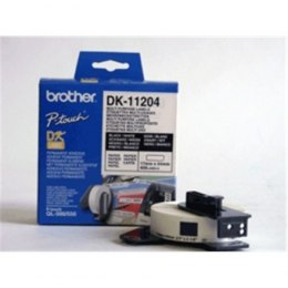 Brother DK-11204 Multi Purpose Labels White, DK, 17mm x 54mm