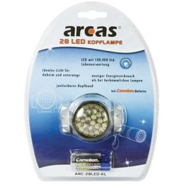 Arcas Headlight ARC28 28 LED, 4 lighting modes