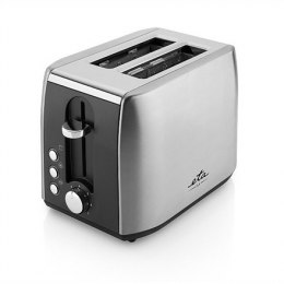 ETA Toaster Stainless steel, 900 W, Number of slots 2, Number of power levels 7, Bun warmer included