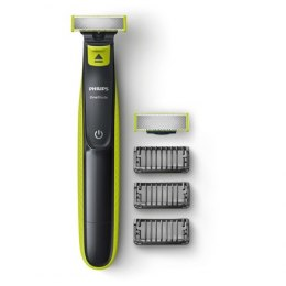 Philips Shaver QP2520/30 OneBlade Wet use, Rechargeable, Charging time 8 h, Ni-MH, Battery, Number of shaver heads/blades 2 rep