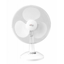 Gallet VEN12 Desk Fan, Number of speeds 3, 35 W, Oscillation, Diameter 30 cm, White