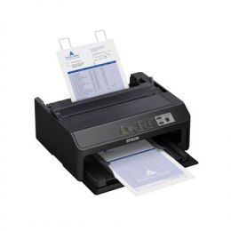 Epson LQ-590II Black, Impact dot matrix, Dot matrix printer, Black