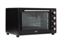 Adler AD 6010 45 L, Mini Oven, Black, 2000 W
