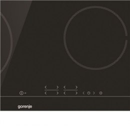 Gorenje Hob ECT641BSC Vitroceramic, Number of burners/cooking zones 4, Black, Display, Timer