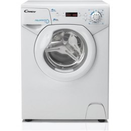 Candy Washing machine AQUA 1142 D1 Front loading, Washing capacity 4 kg, 1100 RPM, A+, Depth 44 cm, Width 51 cm, White, Display,