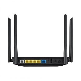 Asus DSL-AC55U 10/100/1000 Mbit/s, Ethernet LAN (RJ-45) ports 4, 2.4GHz/5GHz, Wi-Fi standards 802.11ac, Antenna type External, A